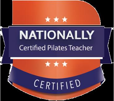 Pilates Certified Teacher - Certificato